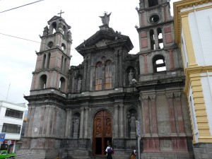 Otavalo, Chickens, and the Effects of High Altitude