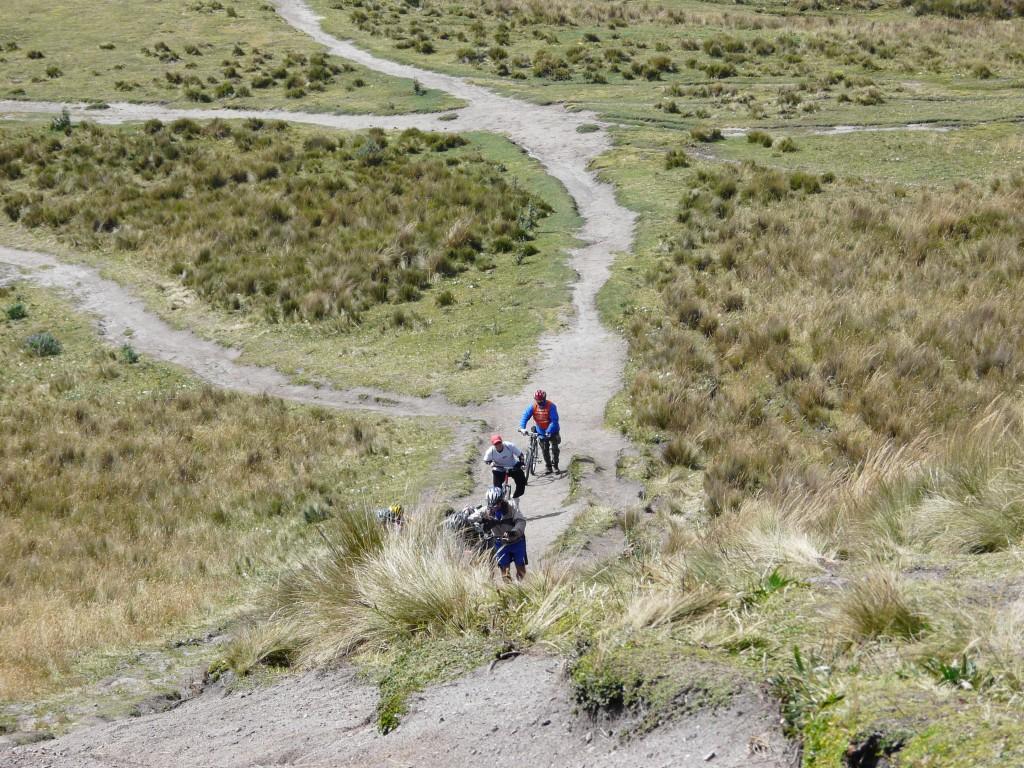 Pichincha Volcano in Quito