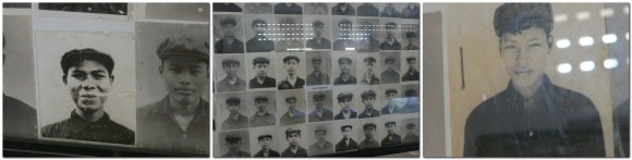 Tuol Sleng Genocide Museum Phnom Penh Cambodia