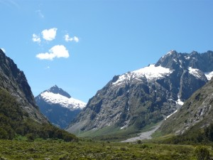 Milford Sound – Before the Cruise