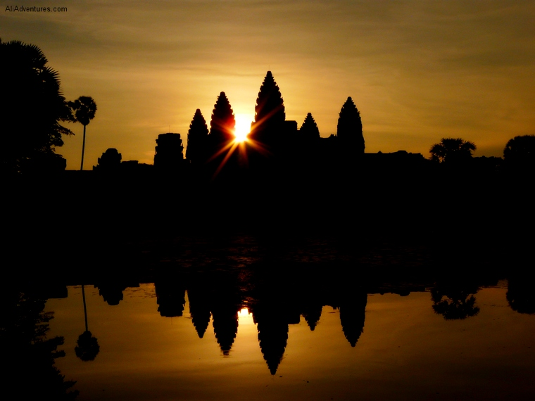 Difficult Travel Experiences in Southeast Asia - Angkor Wat, Cambodia