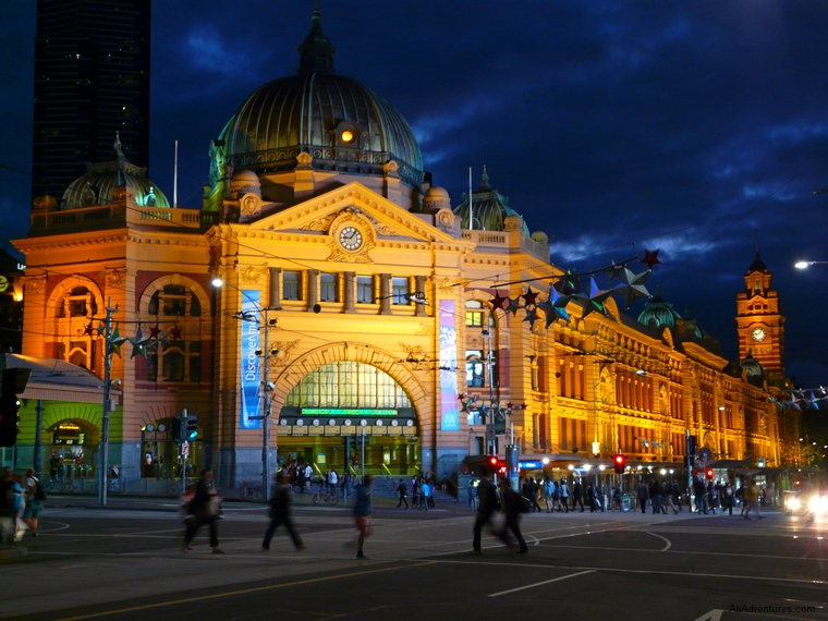 how much I spent traveling in Melbourne