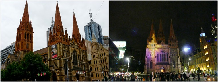 St Paul's Cathedral - things to do in Melbourne, Australia