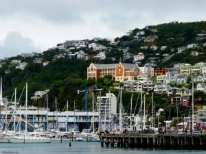 Wellington – Windy and Wet