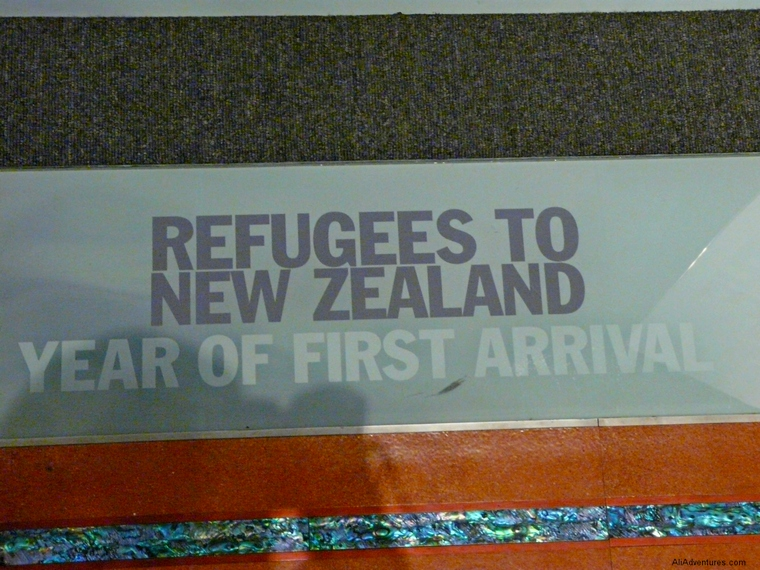 things to do in Wellington in the rain - visit the Te Papa Museum