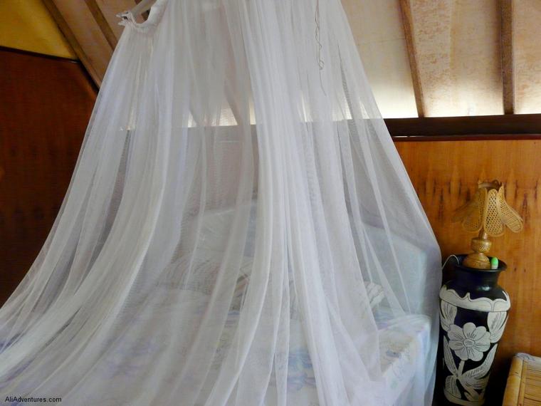 bad beds around the world - Gili Air, Indonesia