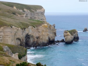 Dunedin's Tunnel Beach – the Uphill Climb
