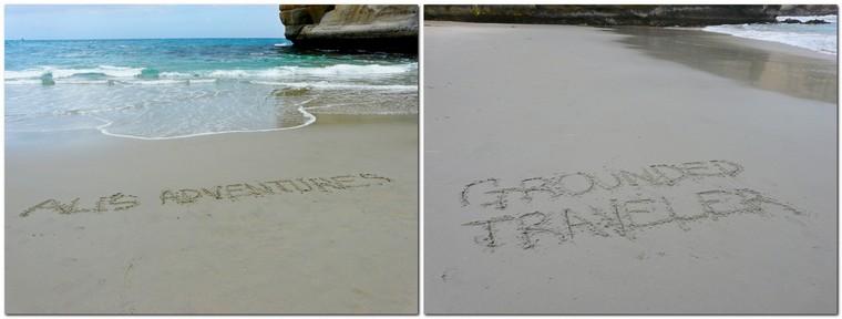 what to do in Dunedin - Tunnel Beach