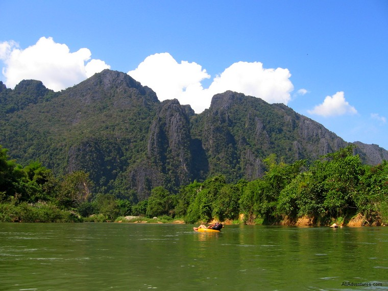 bad beds around the world - Vang Vieng, Laos