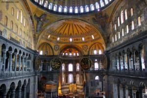 Istanbul in Photos – Agya Sophia
