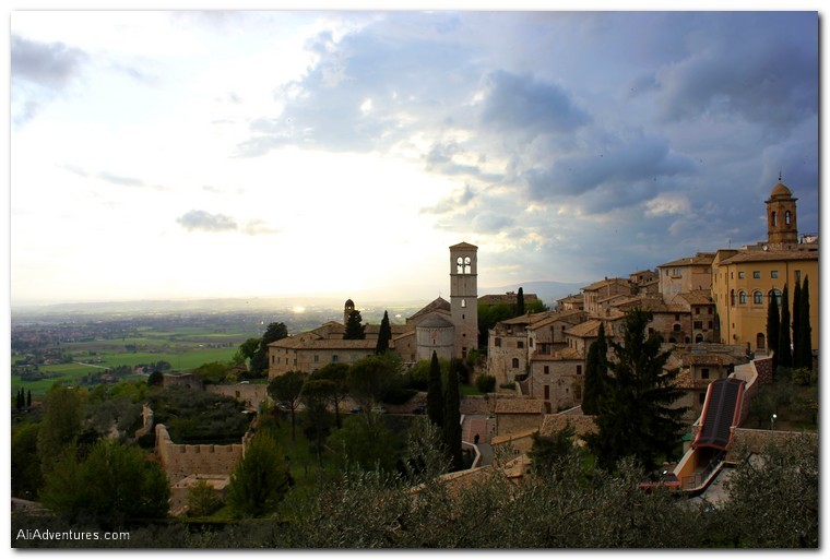 not enough time for all the travel - Assisi, Italy