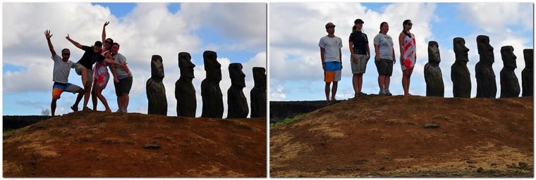 Easter Island Moai