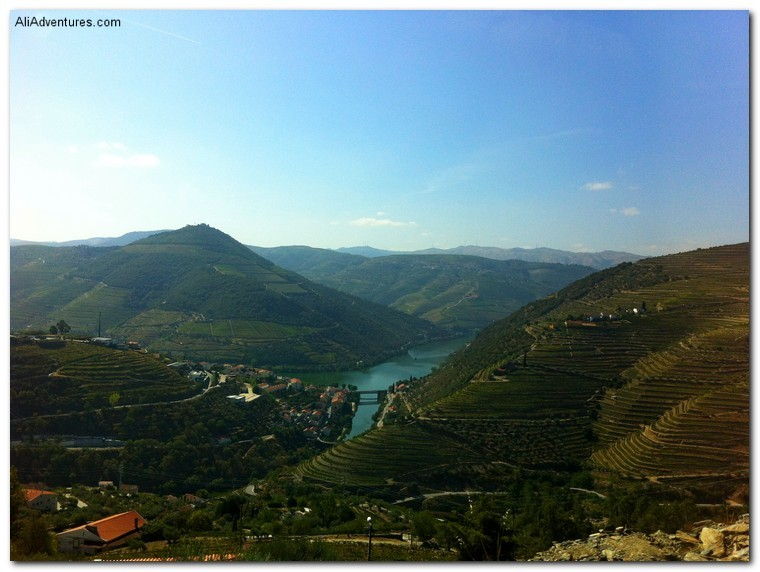 Douro Valley northern Portugal
