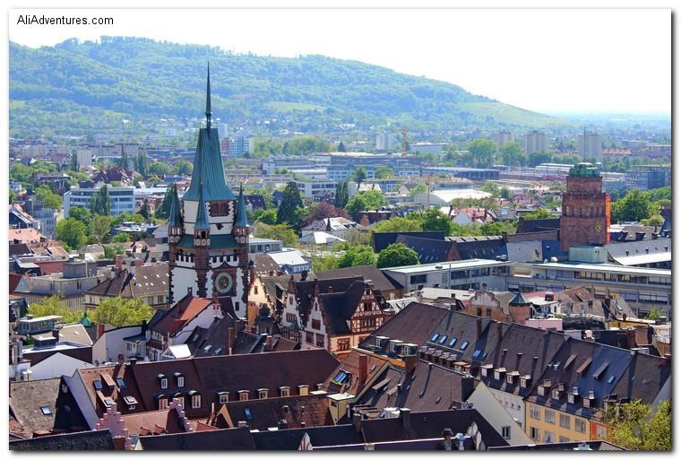 expat limbo - Martinstor, Freiburg, Germany