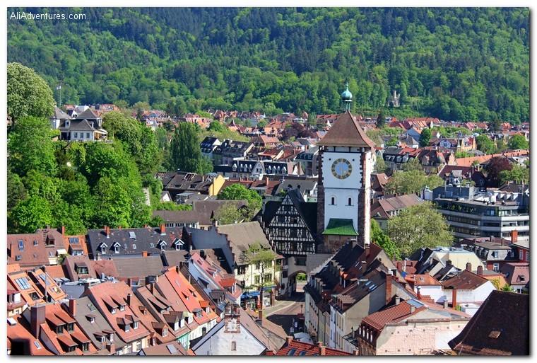 expat limbo - Schwabentor, Freiburg, Germany