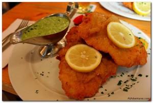 Local Frankfurt Cuisine