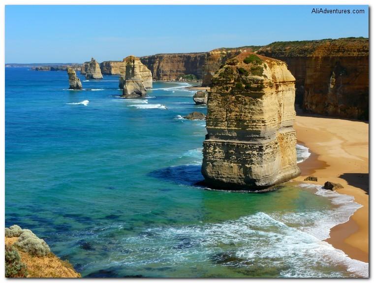 Great Ocean Road Australia 12 Apostles