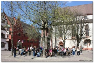 Scenes From Freiburg, Germany
