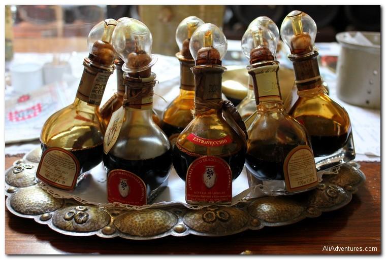 Traditional Balsamic Vinegar of Modena, Italy