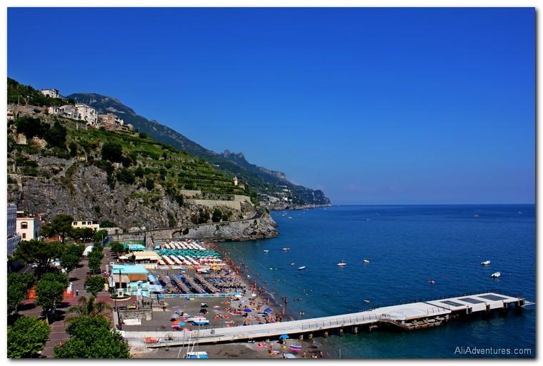 Minori, Amalfi Coast, Italy