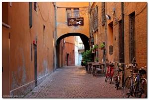 A Walk Through Ferrara, Italy