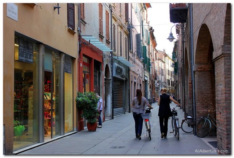 Ferrara, Italy photos