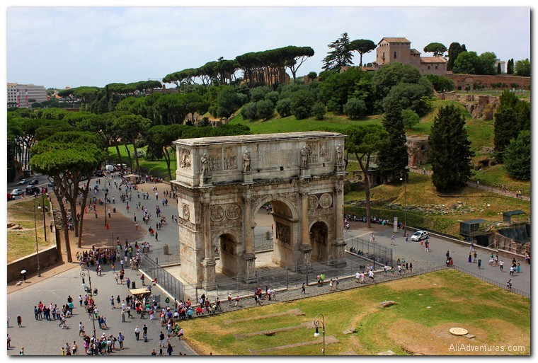Rome, Italy Colosseum