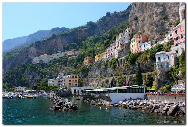 Amalfi and Positano - Beautiful But Disappointing - Amalfi, Italy