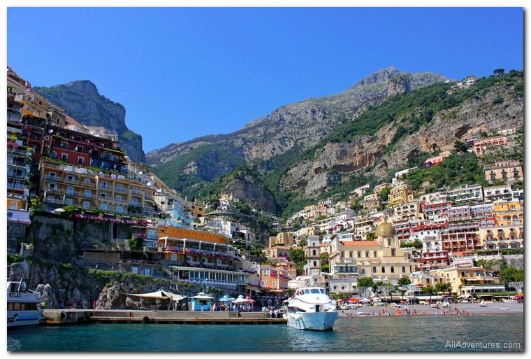 Amalfi and Positano - Beautiful But Disappointing - Positano, Italy