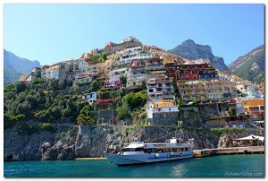 Amalfi and Positano – Beautiful But Disappointing