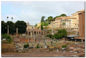 The Roman Forum – A Journey Back in Time