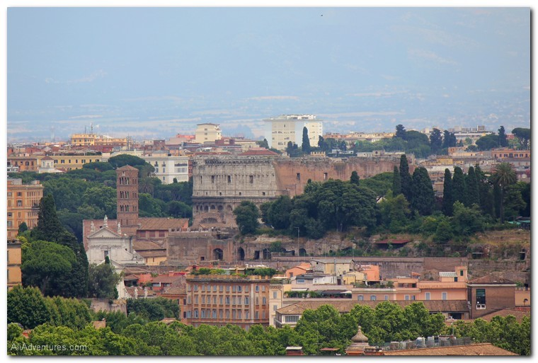 best views of Rome, Italy photos