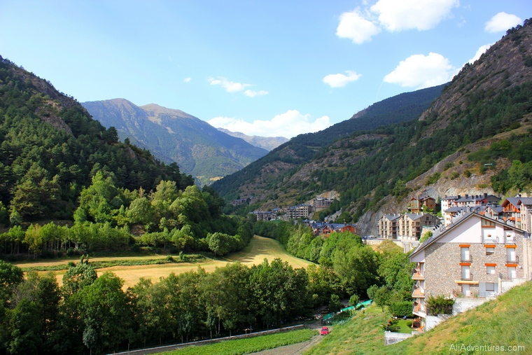 10 smallest countries in Europe - Andorra is the 6th smallest country in Europe