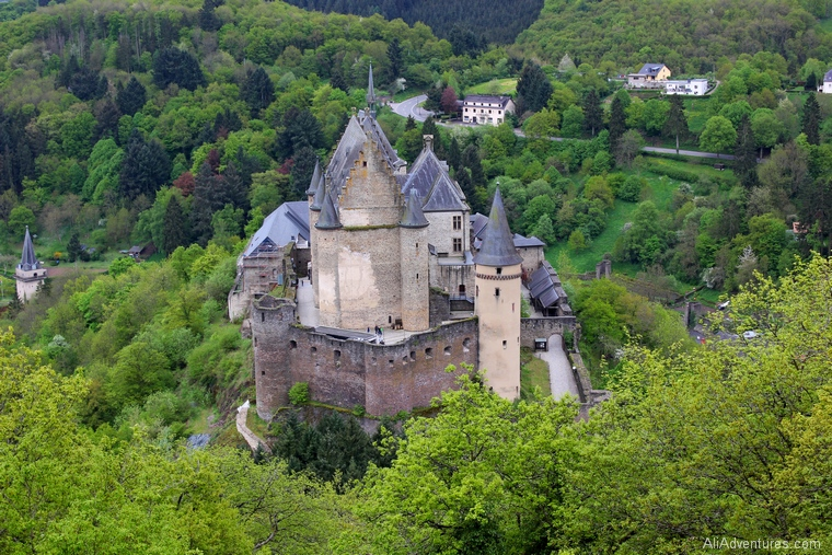 10 smallest countries in Europe- Luxembourg is the 7th smallest country in Europe