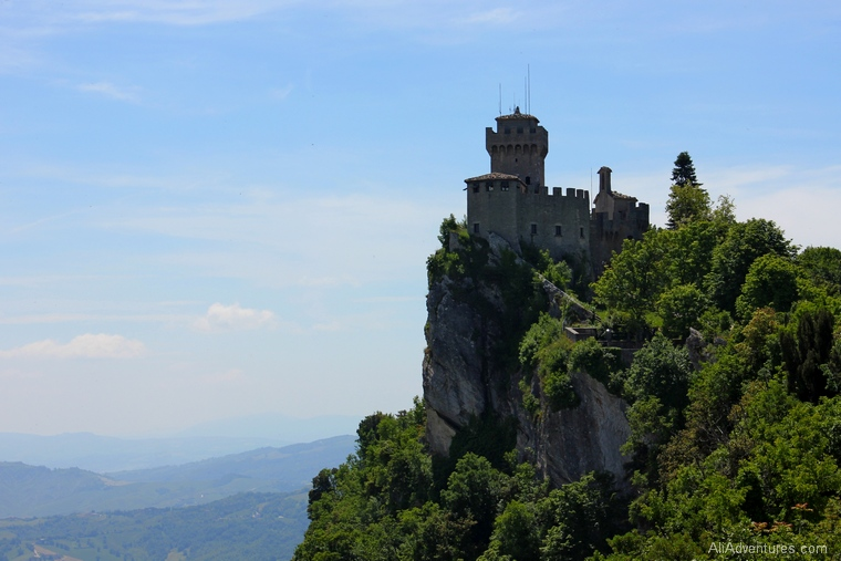10 smallest countries in Europe - San Marino is the 3rd smallest country in Europe