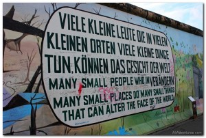 The East Side Gallery in Photos
