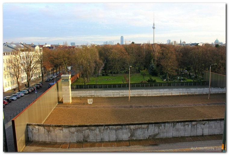 Bernauerstrasse Berlin
