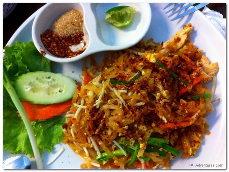 Ao Nang Thailand food