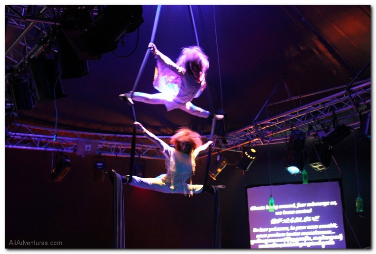 Phare Cambodian Circus in Siem Reap