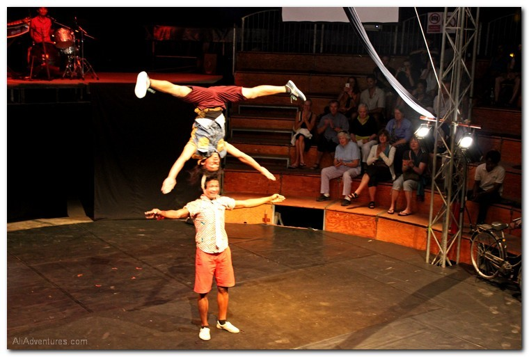 Phare Cambodian Circus - alternative things to do in Siem Reap, Cambodia