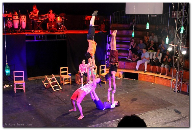 Phare Cambodian Circus review