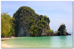 Hong Islands Tour From Ao Nang
