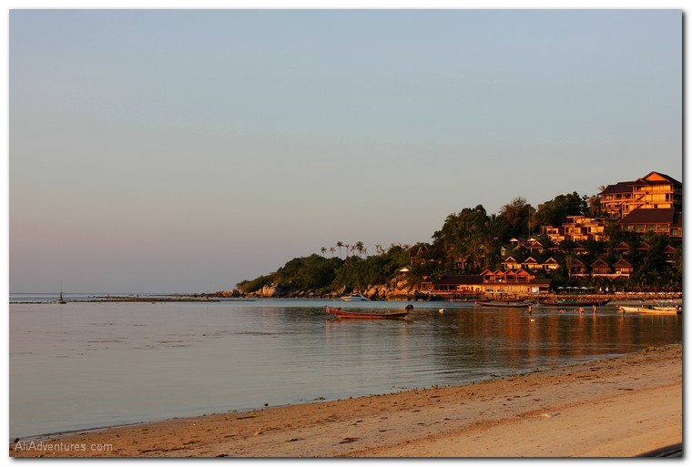 what's it like to work while traveling - Koh Phangan, Thailand photos