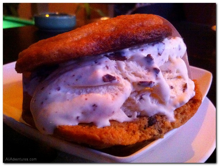 what's it like to work while traveling - Crave ice cream sandwich