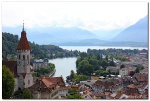 Scenes From Thun, Switzerland