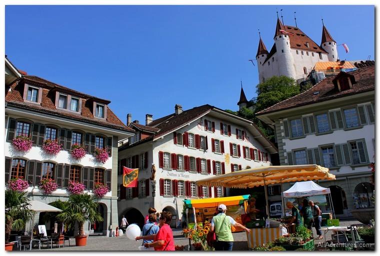 Thun, Switzerland in photos