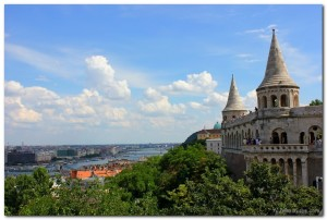 Exploring Castle Hill in Budapest