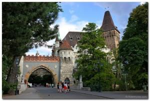 Vajdahunyad Castle – the Other Budapest Castle