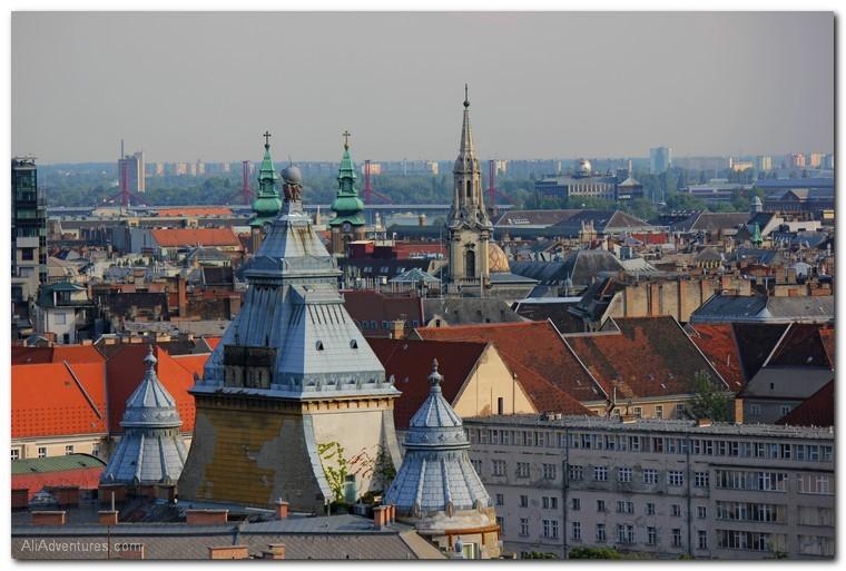 St Stephen's Basilica Budapest