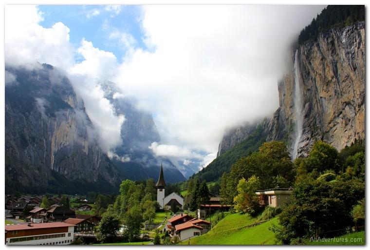 Lauterbrunnen and Interlaken, Switzerland photos